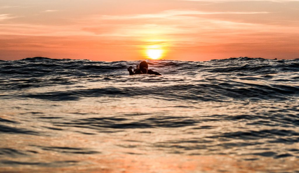 Only a Surfer Knows the Feeling… But Do We Really Want Anyone Else to Know?