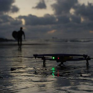 AirDog: The World's First Auto-Follow Surf Drone
