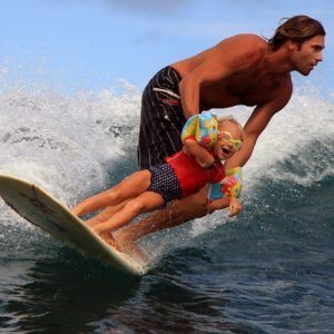 Can You Ever Combine Surf Trip with Family Getaway?!