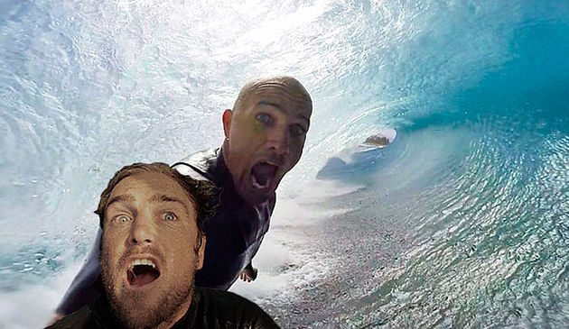 Access All Areas: How Surfing Lets You Get Closer to Your Heroes