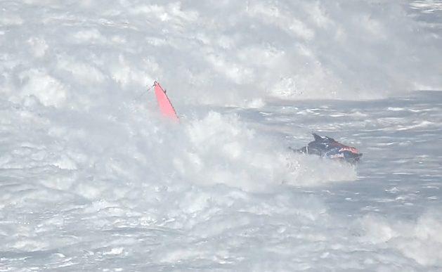 Nazare jet ski