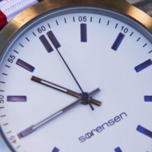 Does Sørensen's New Surf Watch Successfully Combine Style & Substance?