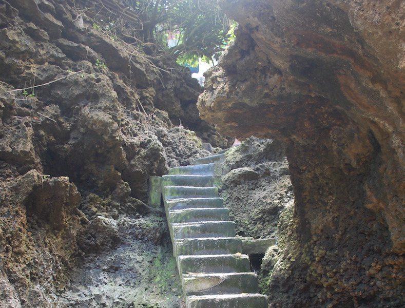 Ulu steps