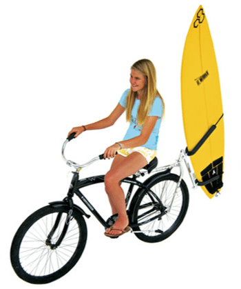 Cycle Bike Surf Rack