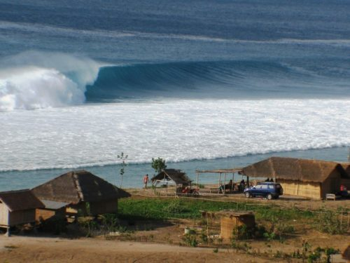 Drop Everything. And Go Surf Lombok.