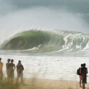 Rip Curl Pro Peniche Looks Set to Deliver HUGE Swell